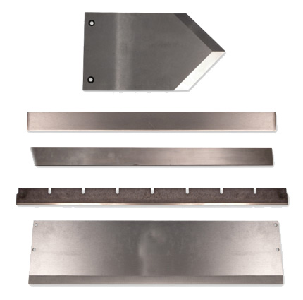 Beveled Guillotine Knives & Blades